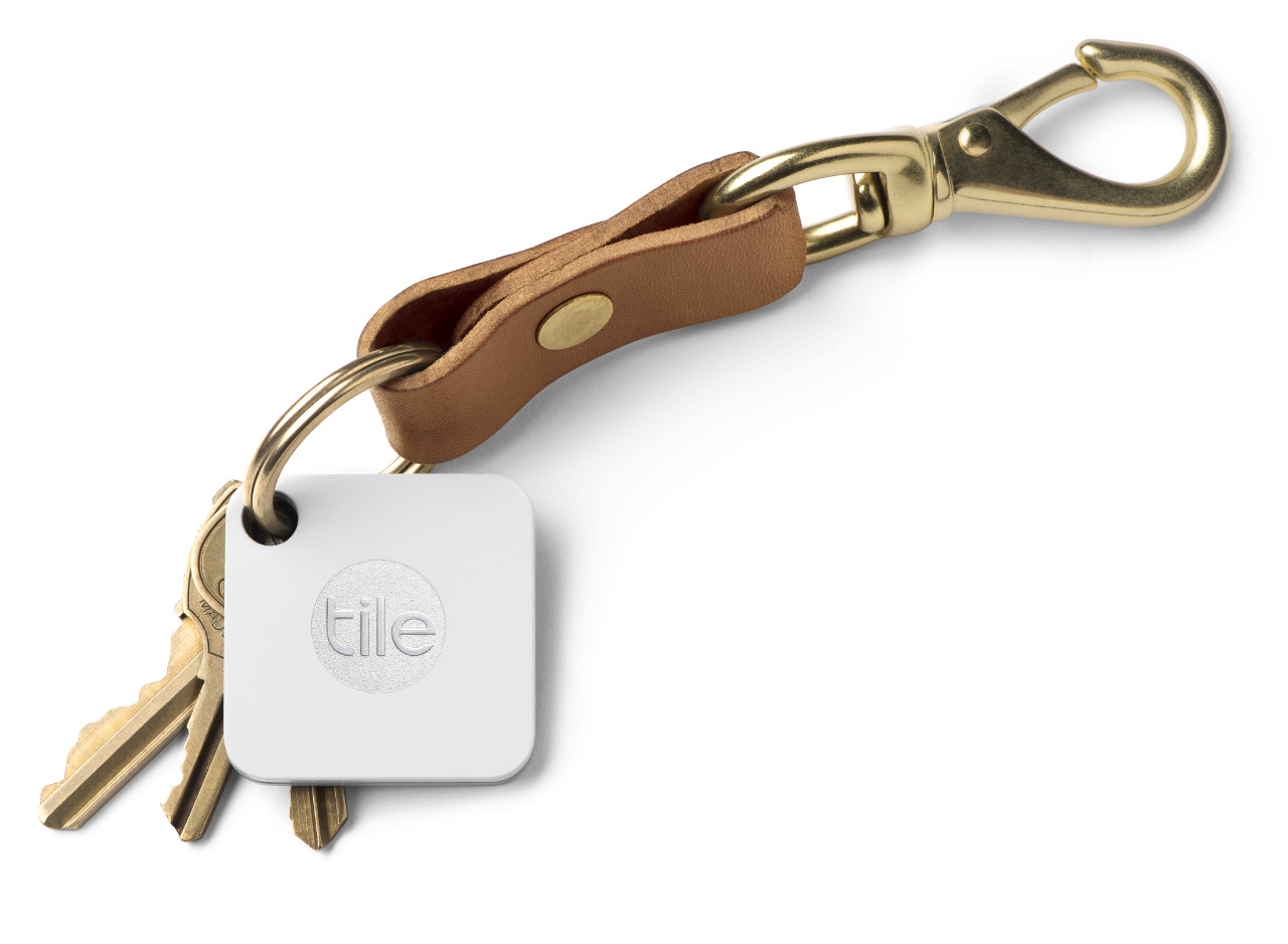 Tile Mate Keychain, by Matt Brown