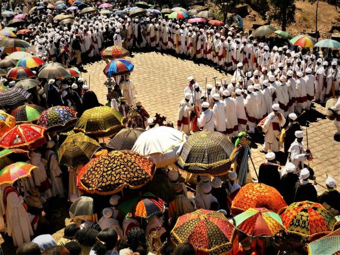 Image result for Timkat Festival in Ethiopia