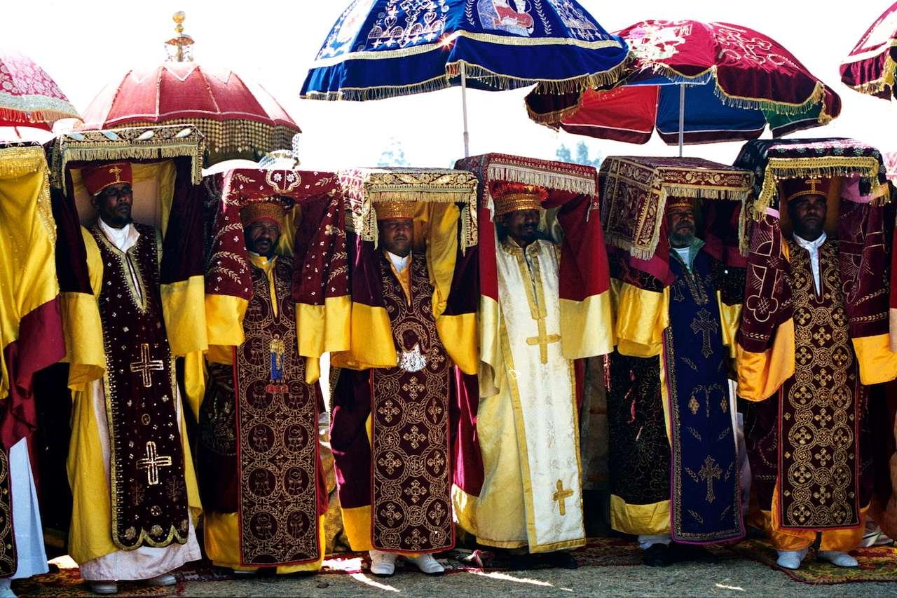 Timkat Festival (Ethiopia, January 2020)