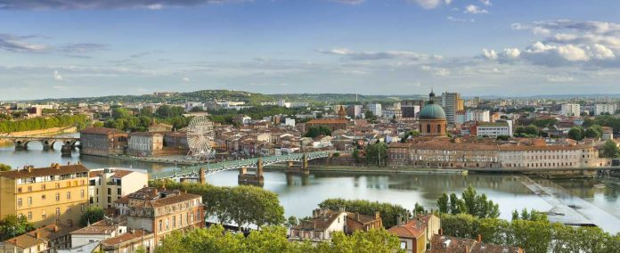 Toulouse panorama