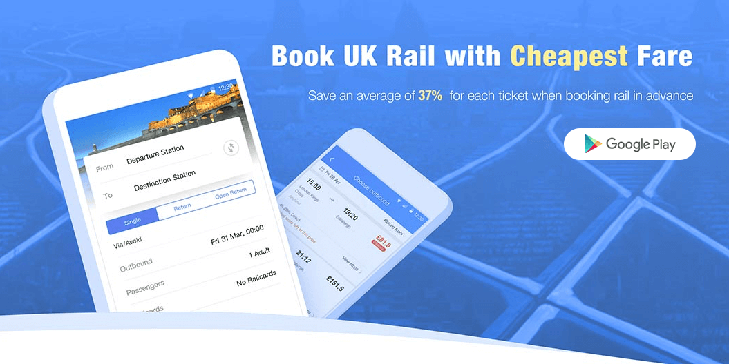 Trainpal homepage