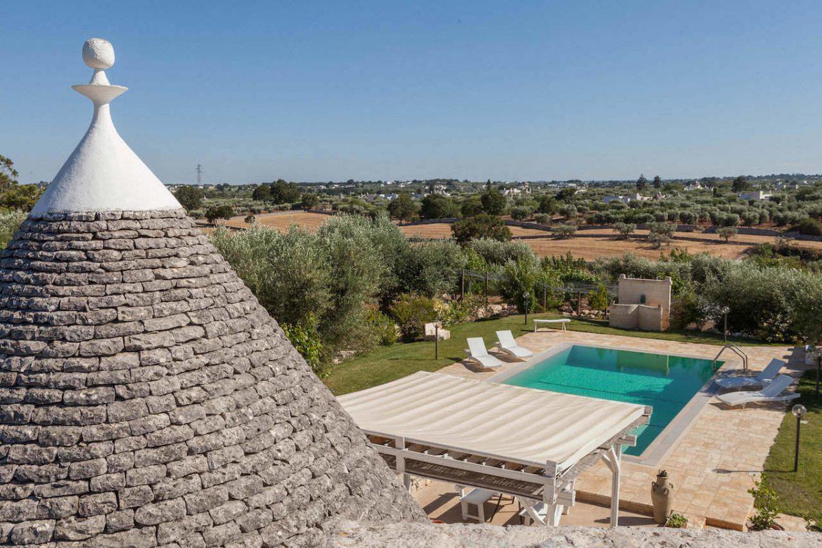 Trullo Bianco - Puglia Paradise