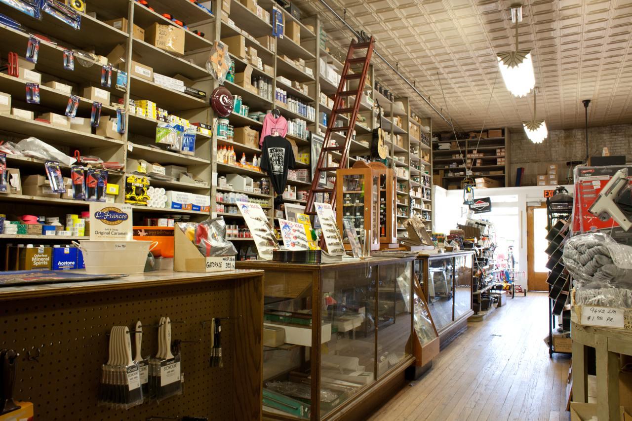 Tupelo Hardware Store