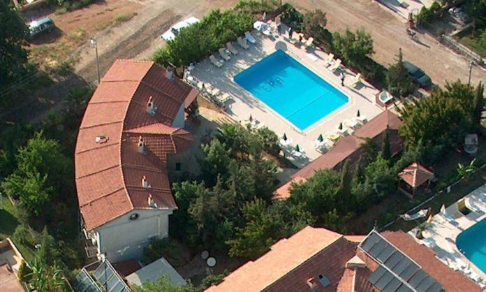Hotel Era in Hisaronu Turkey