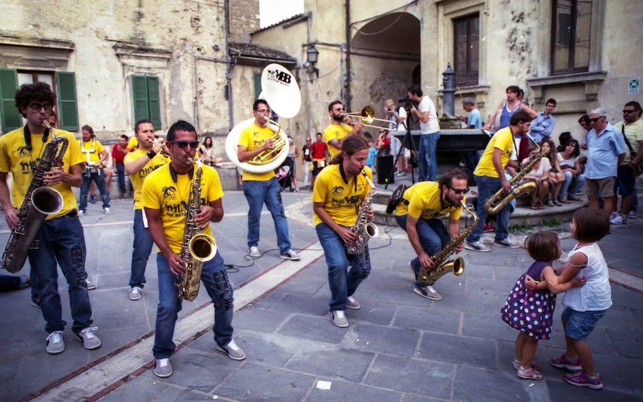 Umbria Jazz - Mo Better Band