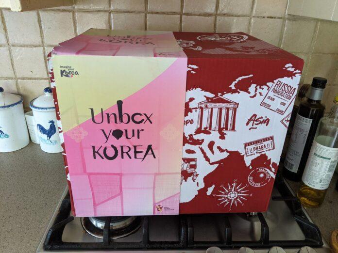 Unbox your Korea