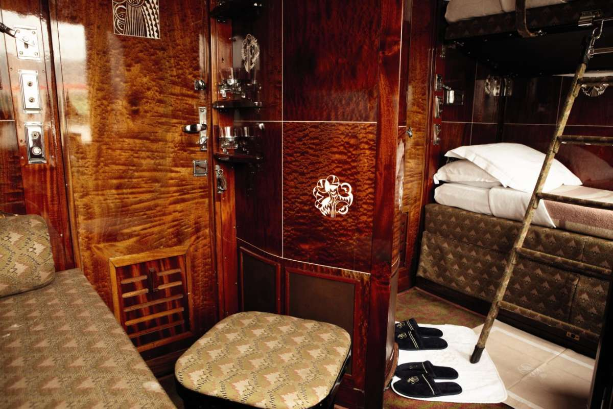London To Venice On The Venice Simplon Orient Express