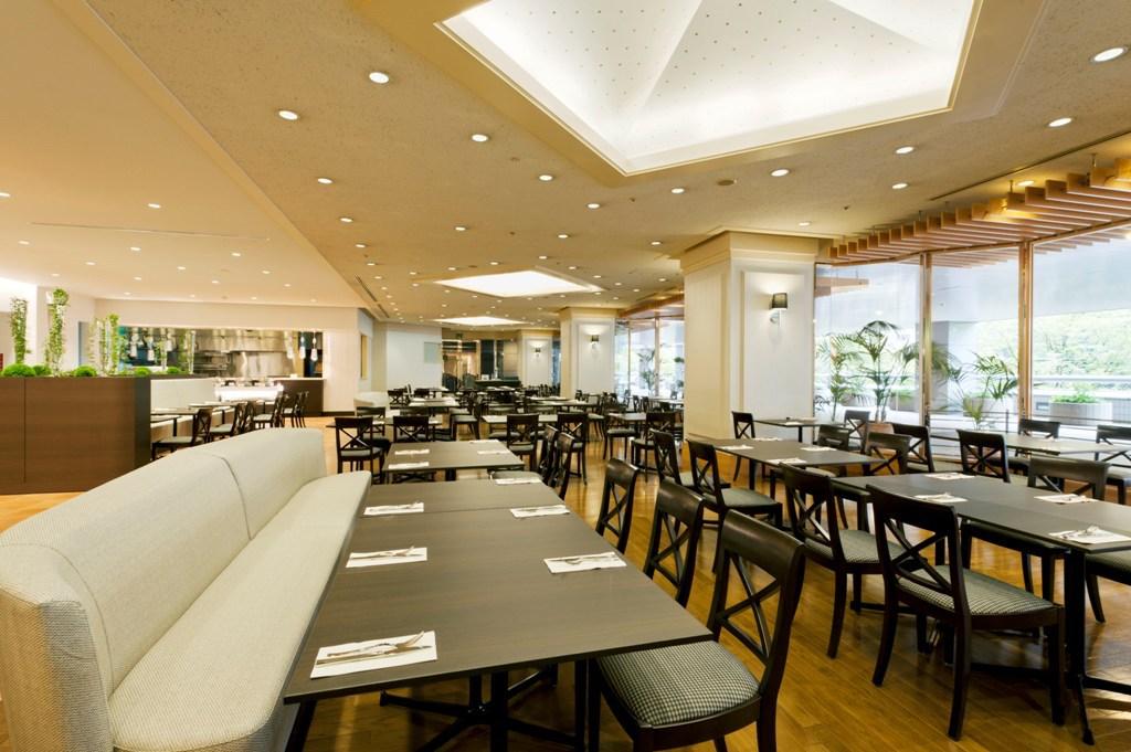 Super Dining Verdure Restaurant, Tobu Hotel Levant Tokyo, Japan
