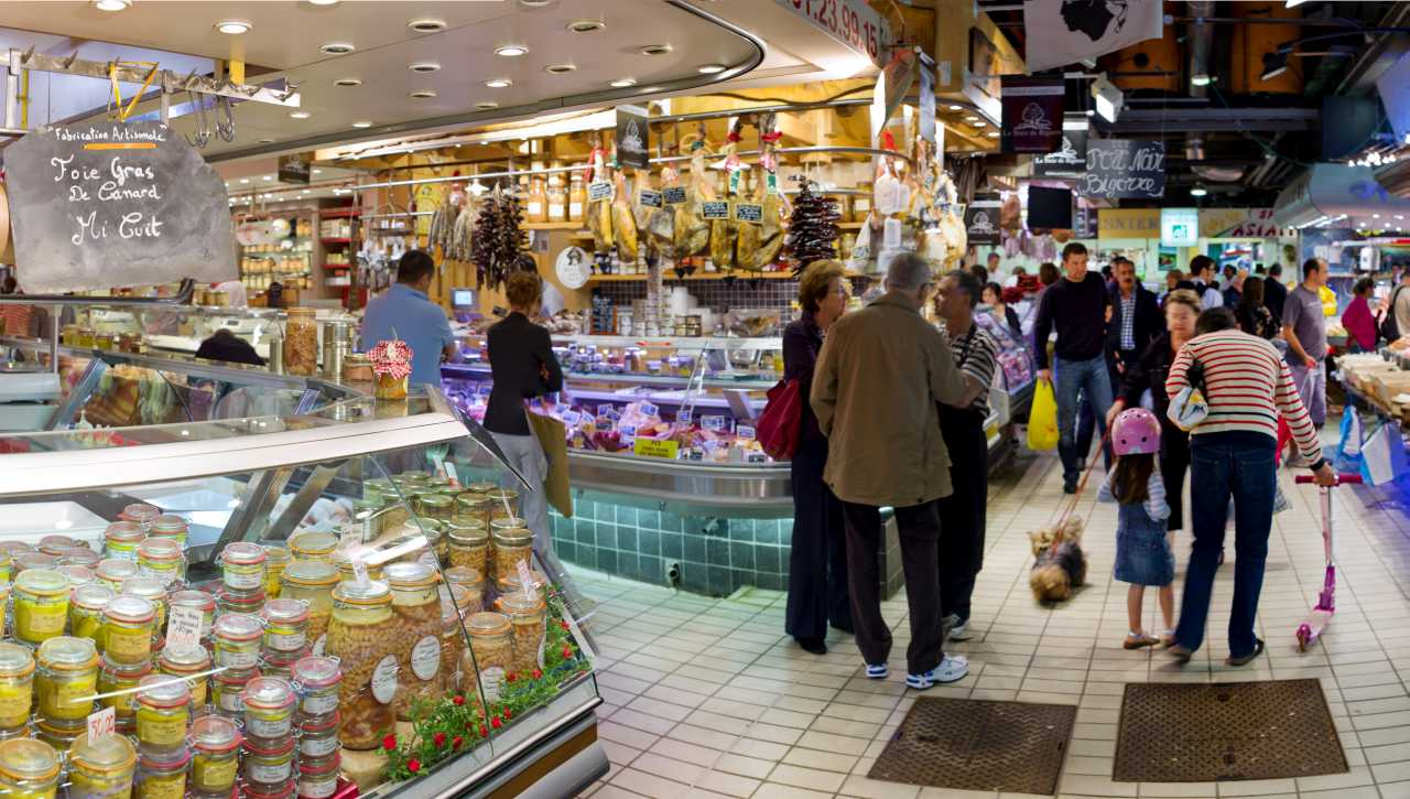 Victor Hugo Market Toulouse