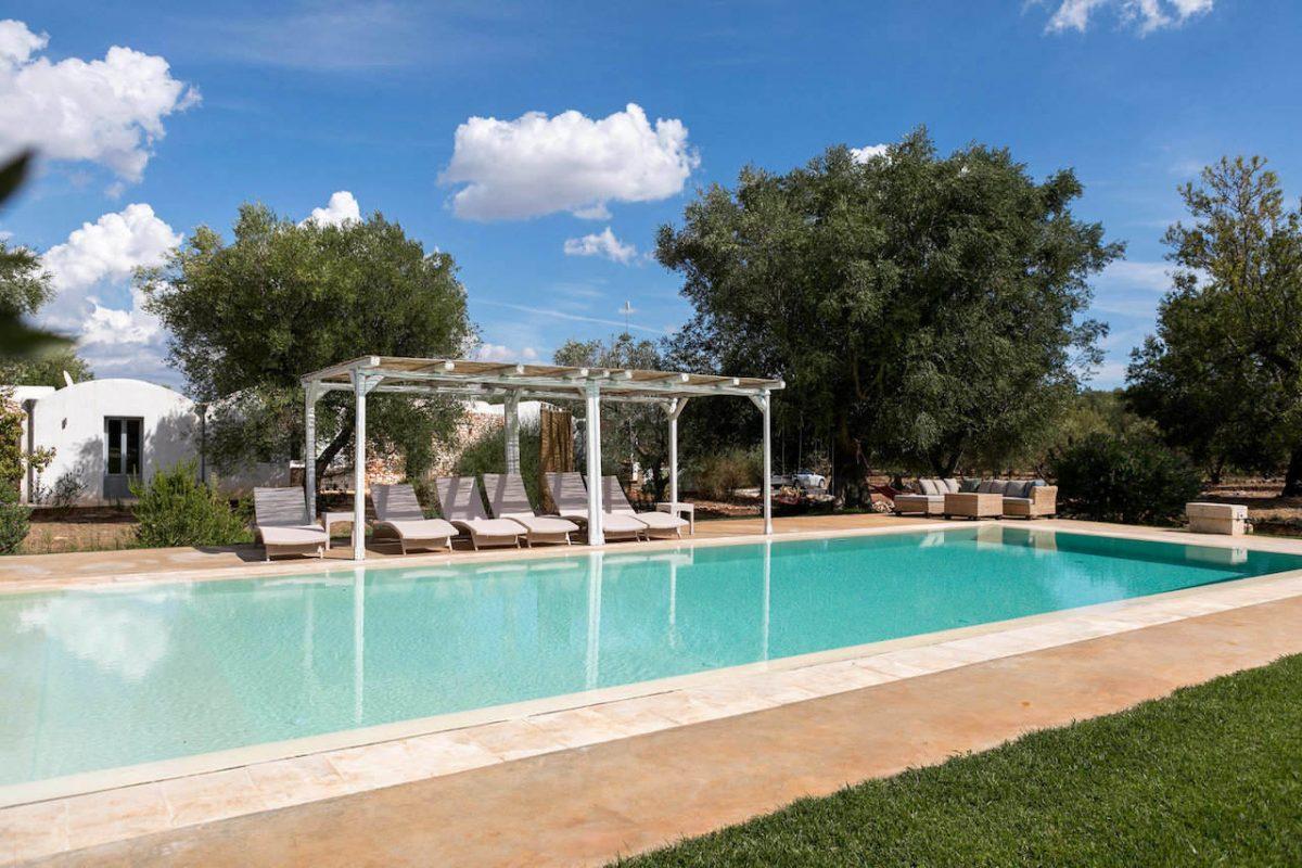 Villa Lamia Eva - Puglia Paradise