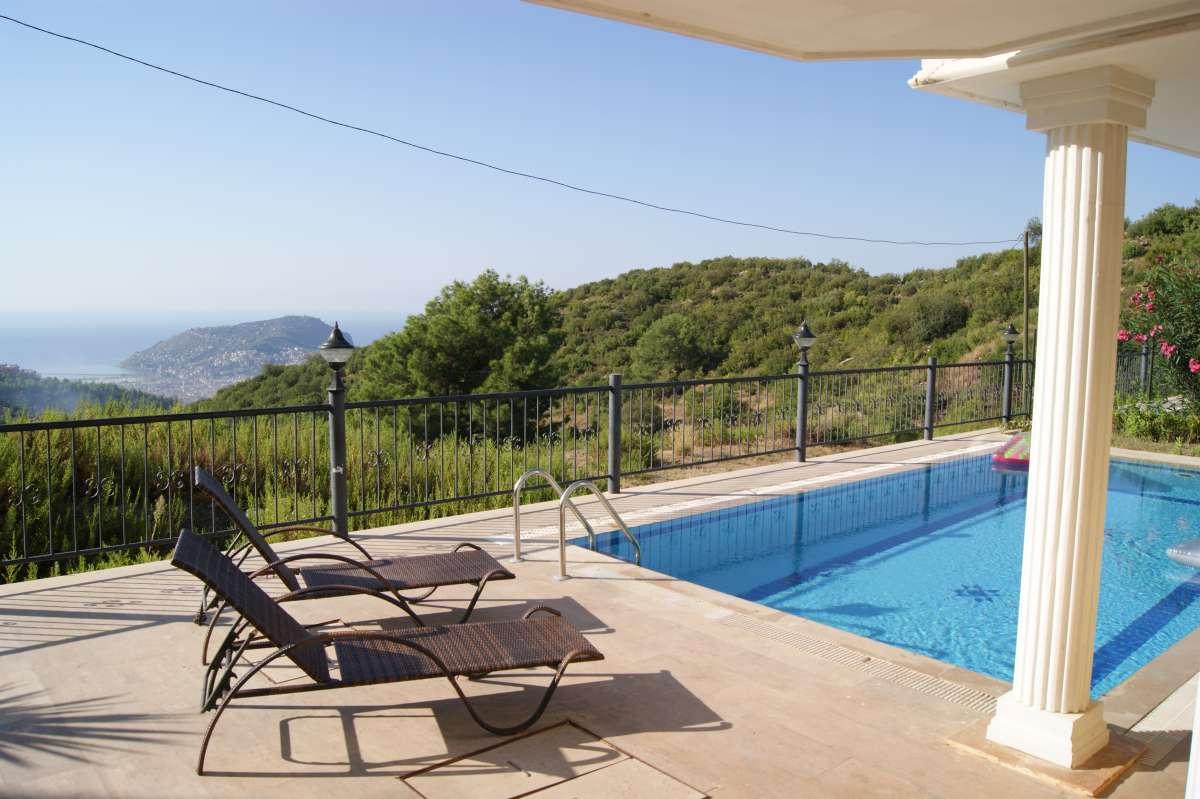 Dream Villa, Alanya - swimming pool