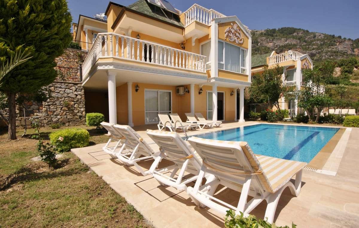 Dream Villa, Alanya