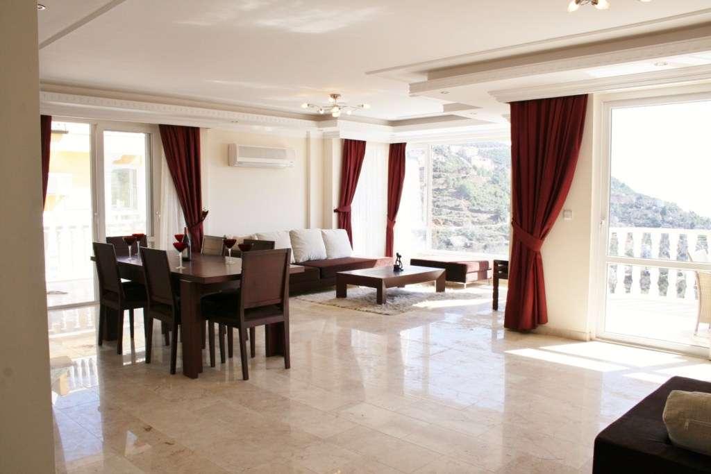 Dream Villa, Alanya - living room