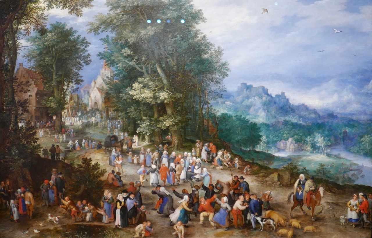 Village Festival Musee de Flandre