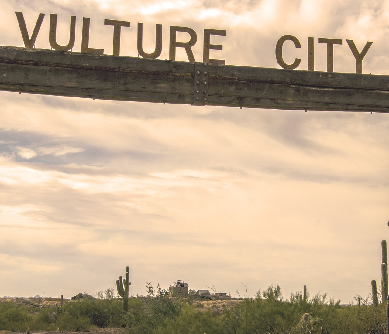 Vulture City - ghost town