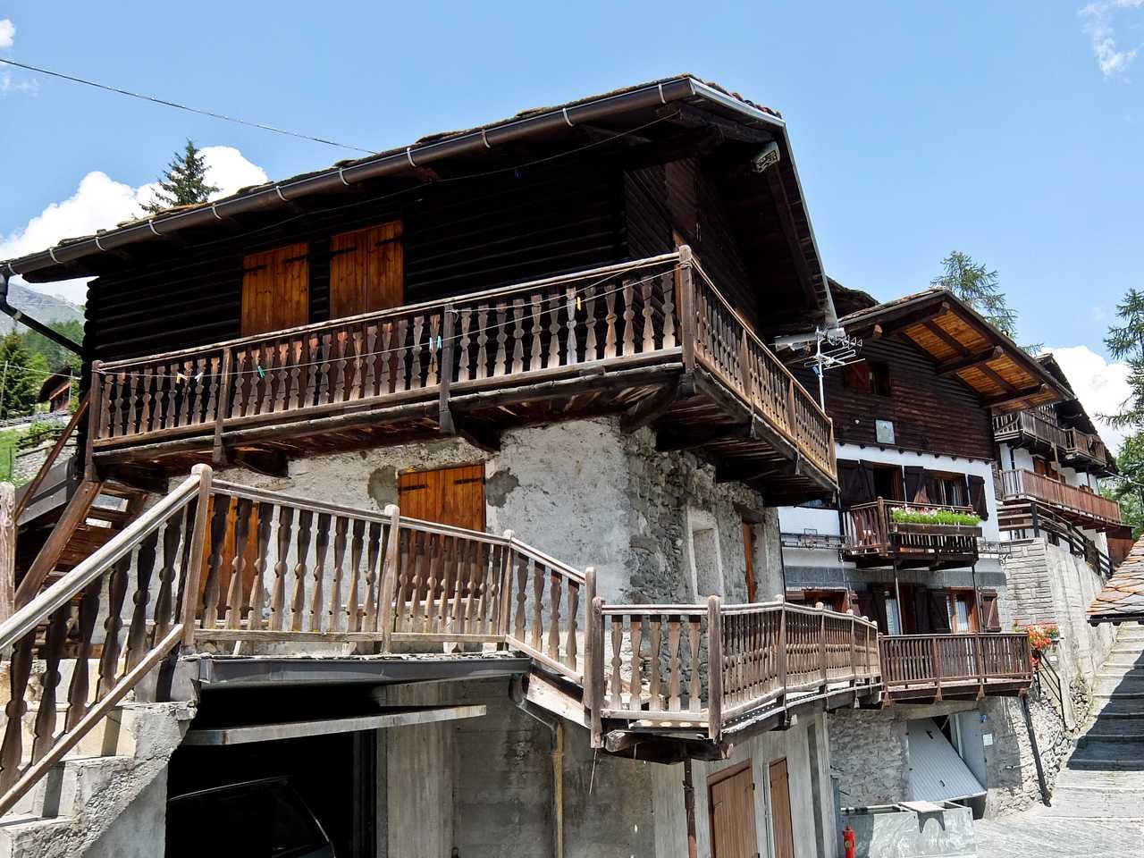 Walser Houses