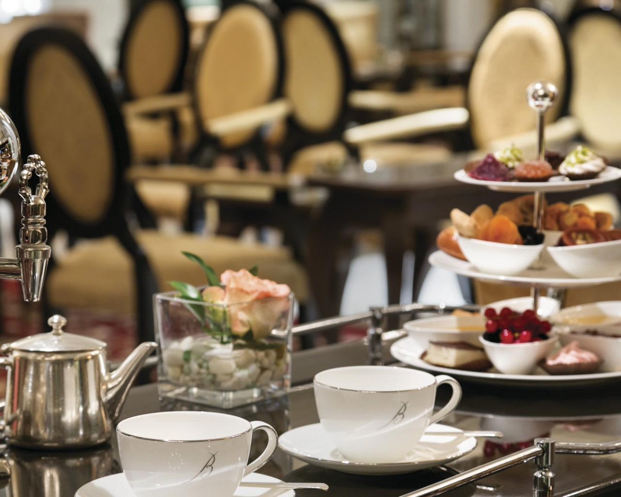 Breakfast at Hotel Baltschug Kempinski Moscow