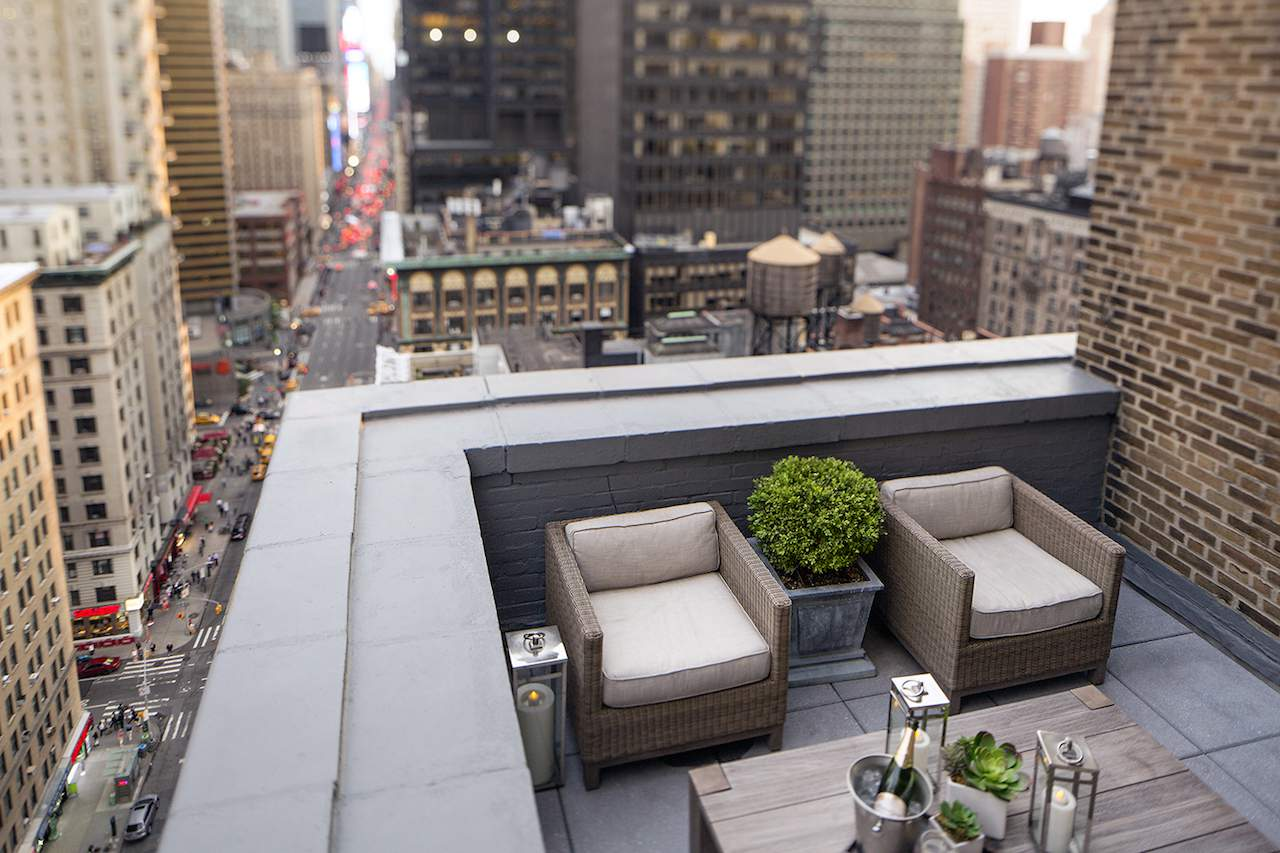Midtown Manhattan Hotels New York