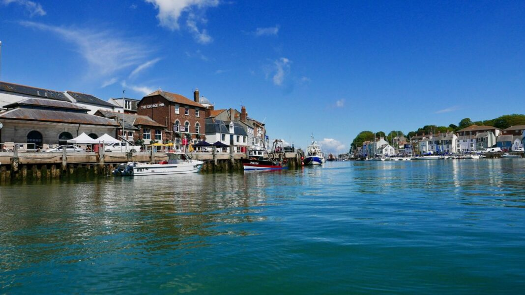 Weymouth Cover Photo