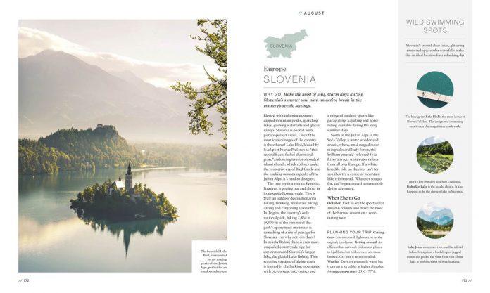 Where to go When Slovenia