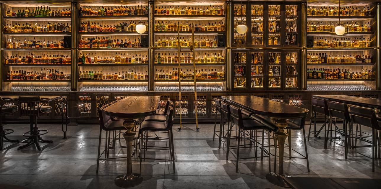 Over 1000 whiskeys