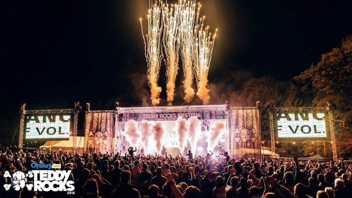 Teddy Rocks Festival
