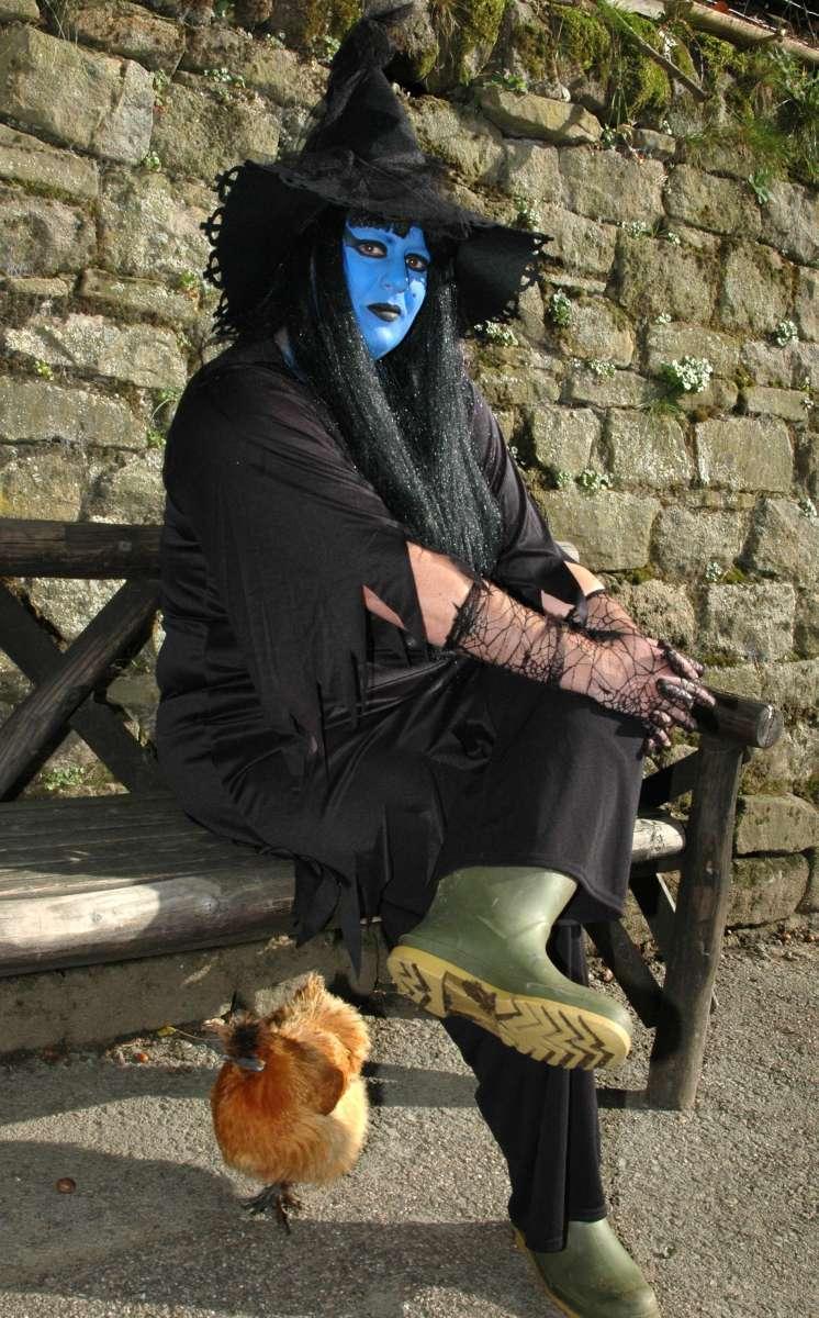 Witch & Chicken - Half Term Halloween Hoot, Chatsworth