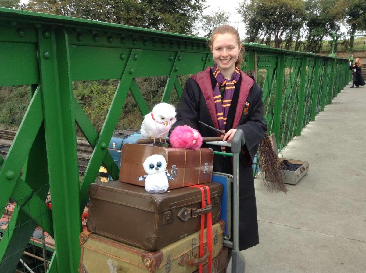 Wizard Weekend Watercress Line Harry Potter Halloween