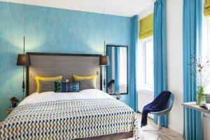 Wonderful room in blue