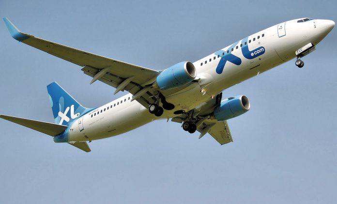 Xl Airways B737-800