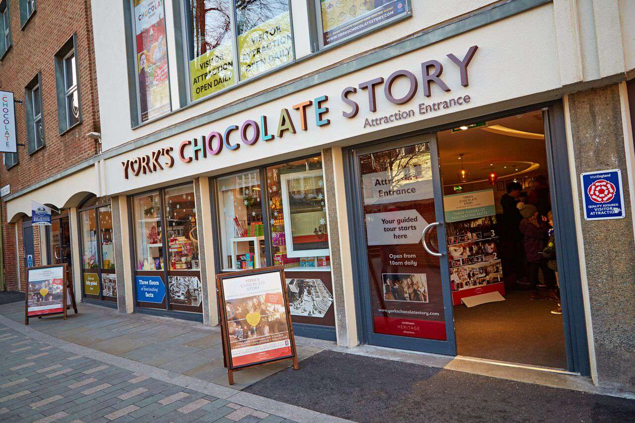 York Chocolate Story