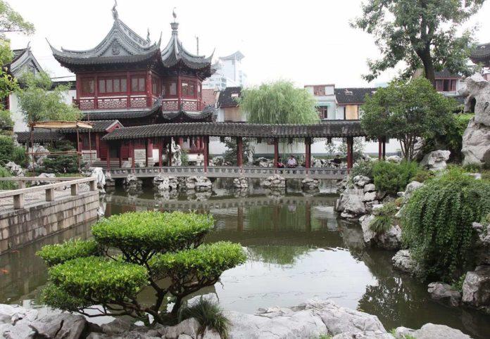 Yu Gardens, Shanghai