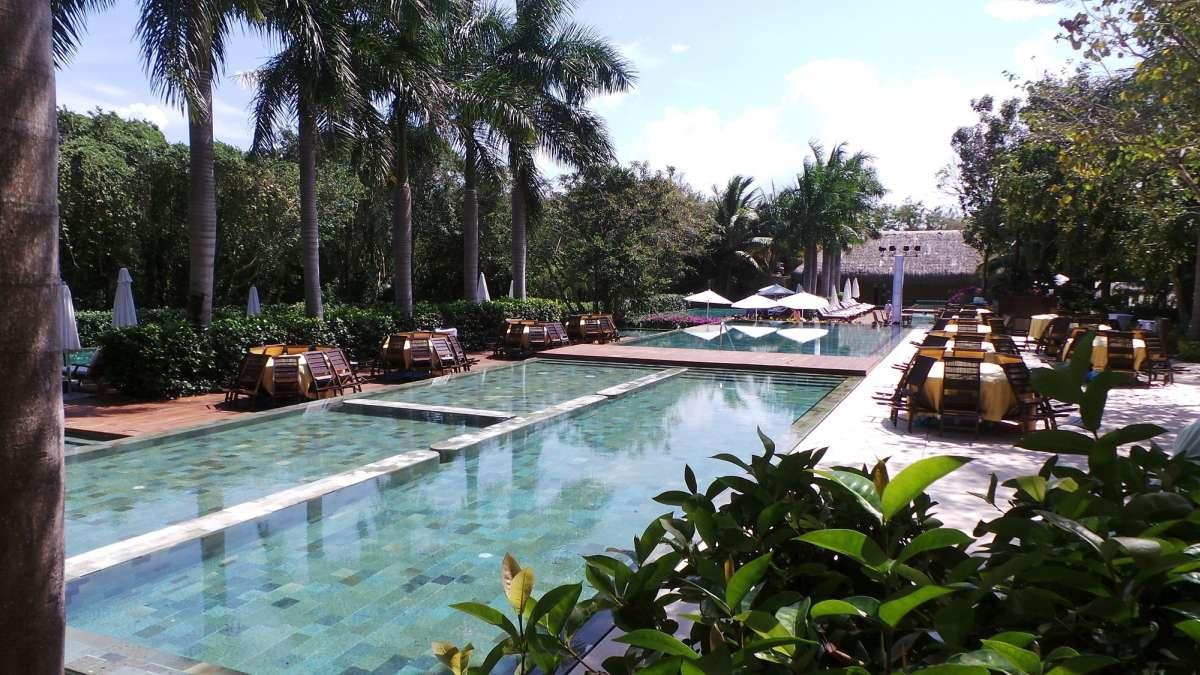 Three Resorts In Riviera Maya Mexico