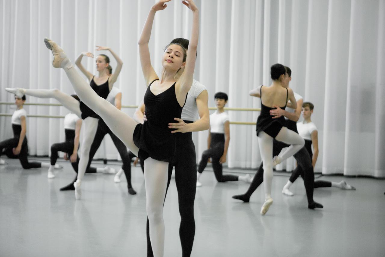 Zurich Tanzt ballet