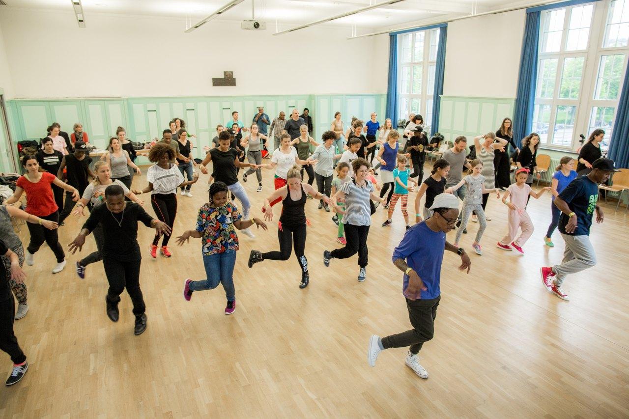 Zurich Tanzt dance stuido