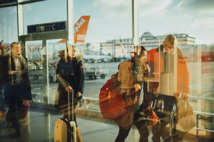 Airpot travellers