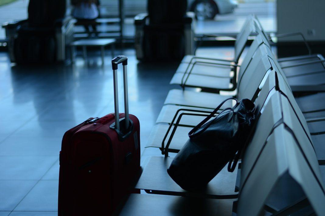 bags at airport
