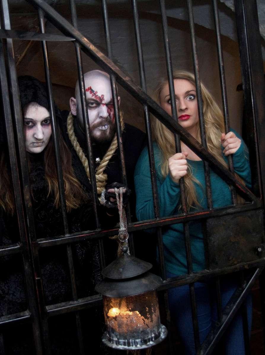 Galleries of Justice, Nottingham - Halloween