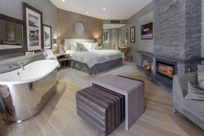 Brimstone Hotel Feside Bedroom