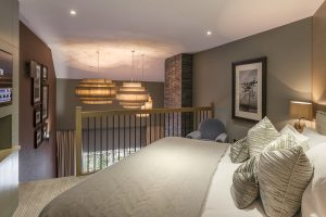 Brimstone Hotel Mezzanine Bedroom
