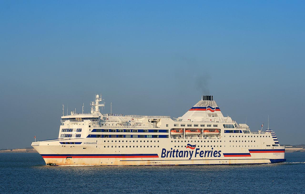 MV Normandie, Brittany Ferries