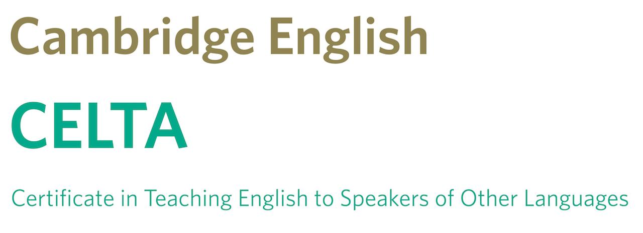 Cambridge English CELTA
