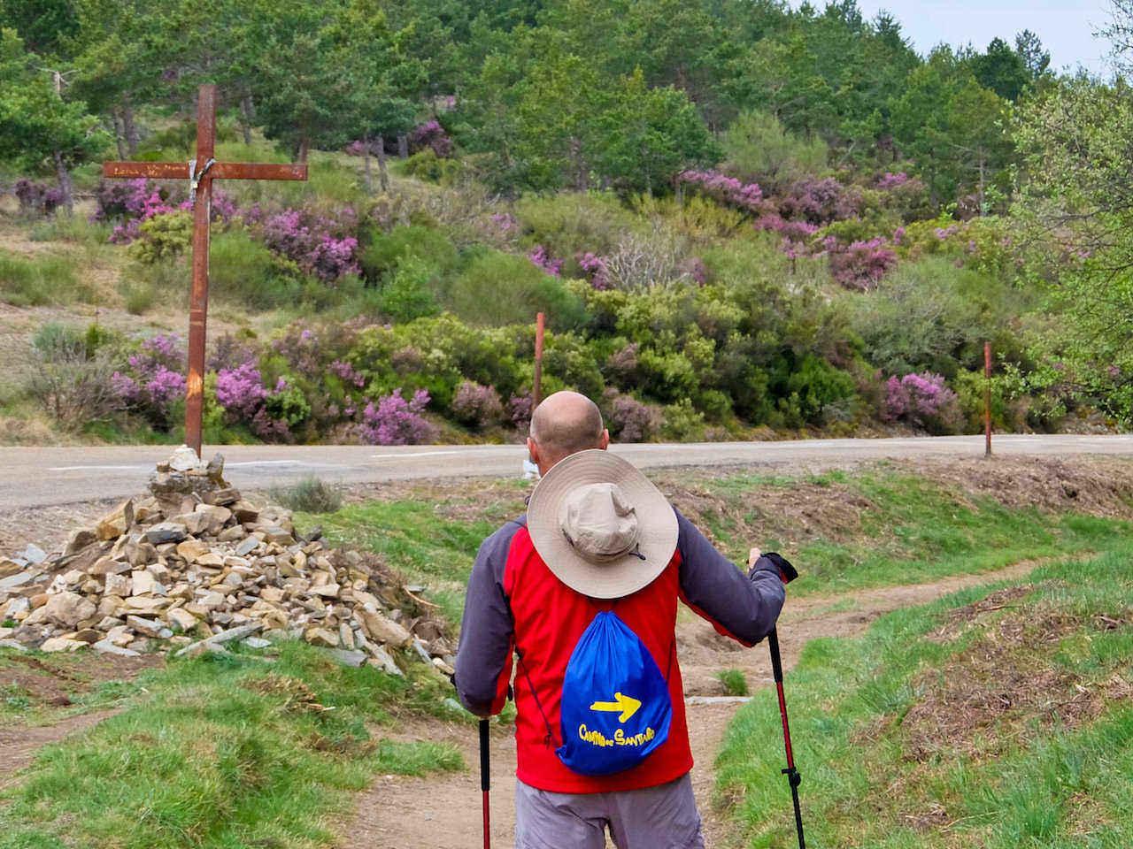 Camino pilgrim