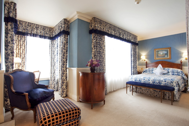 Deluxe Double Room at The Capital Hotel, London