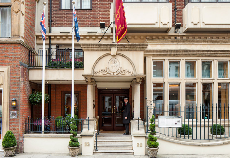 The connaught hotel sydney
