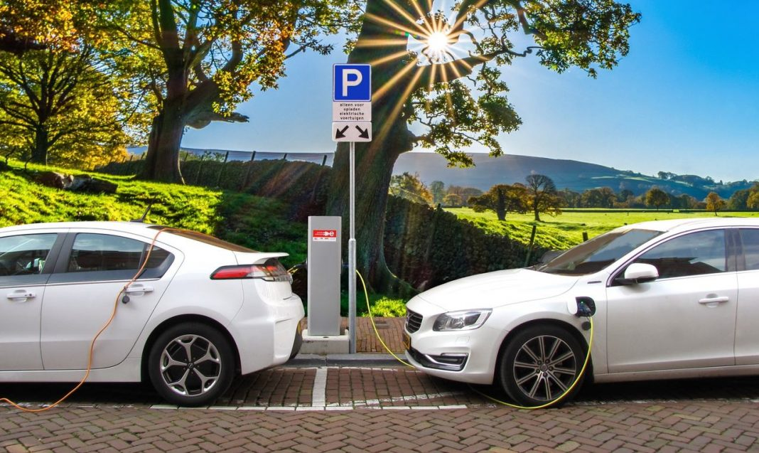 cars charging