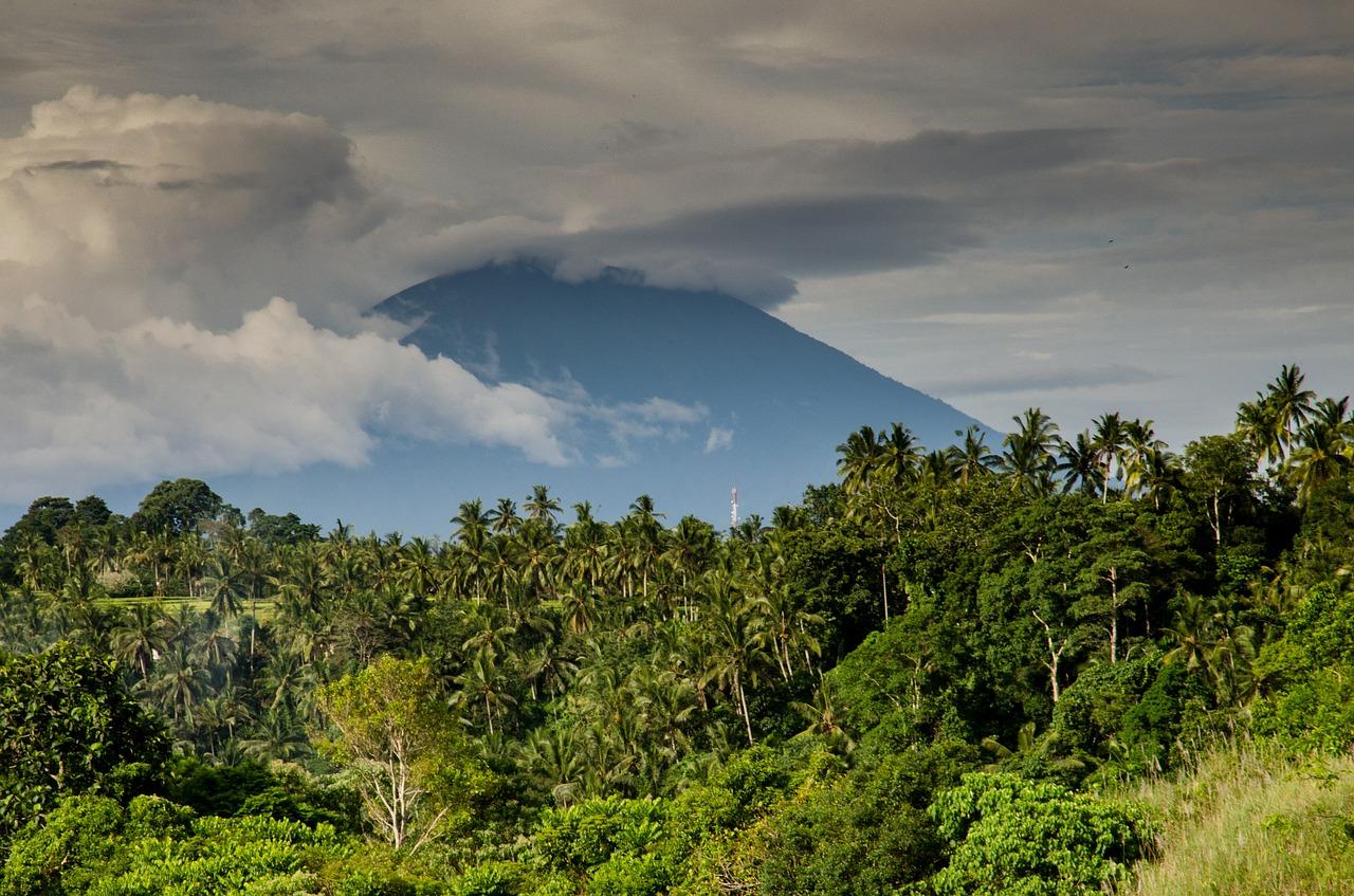 Costa Rica: volcano