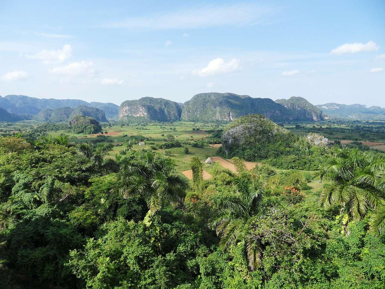 Cuba: landscape