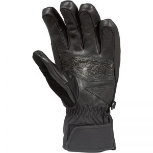 decathlon Ski-P GL 500 glove - back