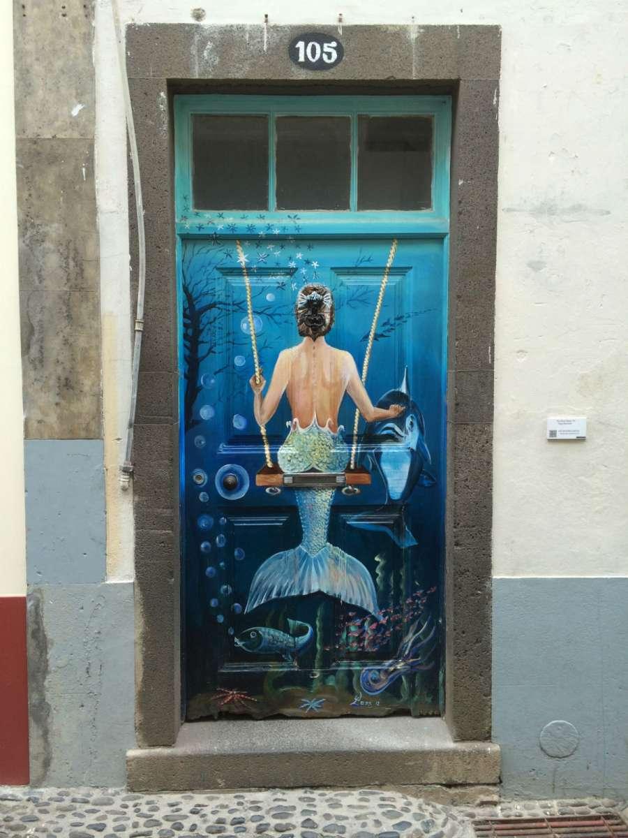 Rua de Santa Maria, Funchal, Madeira